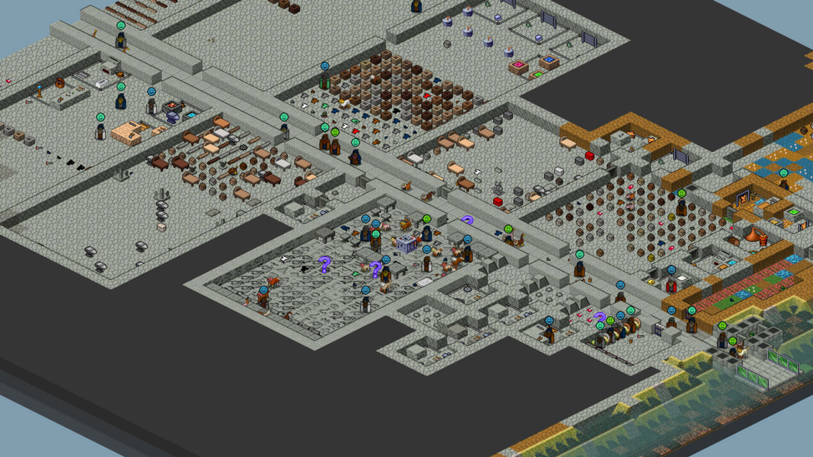 Dwarf Fortress mods turn ASCII text into realtime 3D