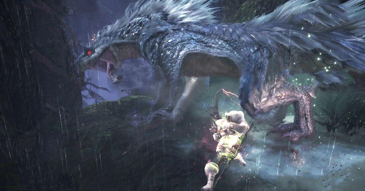Monster Hunter World guide: How to beat the Tobi-Kadachi - Polygon