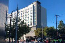 Downtown Atlanta Latest Hotel Debuts Overlooking