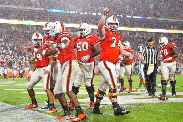 Next Step For Miami, Build A Championship Offensive Line - State of The U