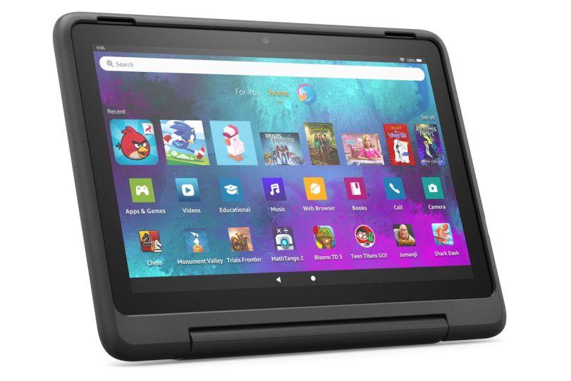Fire HD 10 Kids Pro Side