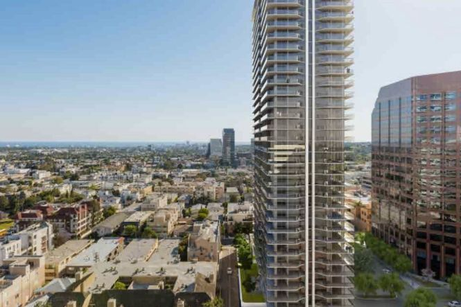 34 Story Tower Planned For Bwood