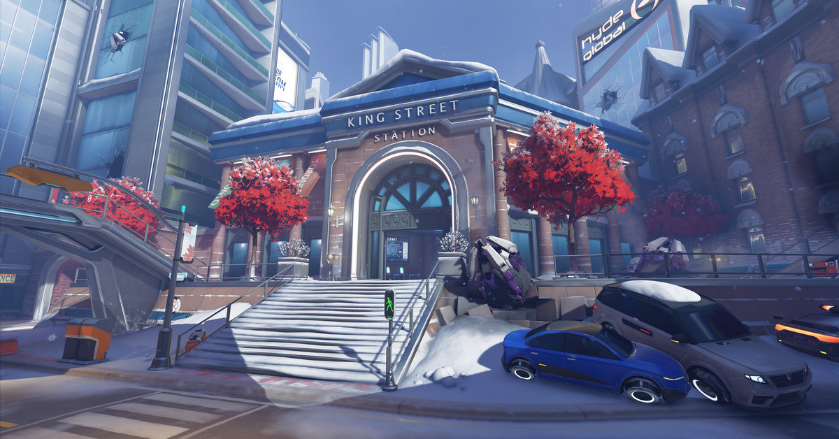 Blizzard is showing off two hours of Overwatch 2 next week