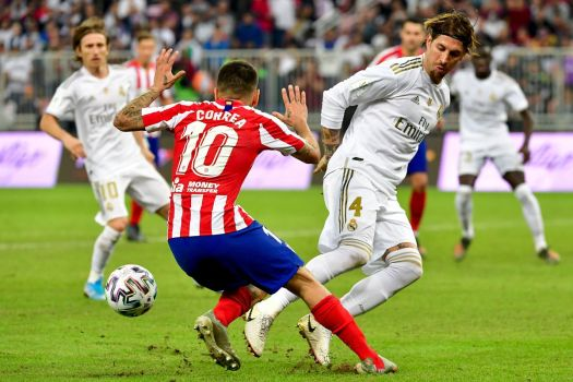 Predicted lineups: Real Madrid vs Atlético de Madrid, 2020 ...