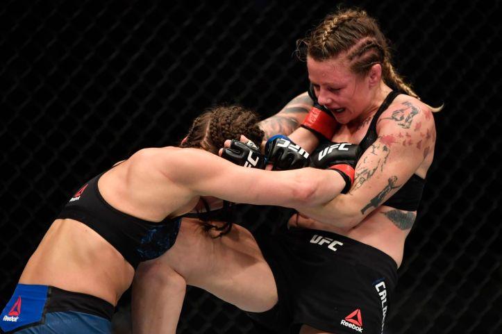 Joanne Calderwood forced Jessica Eye into a career on OnlyFans after a decisive drubbing.   Murphy vs Calderwood