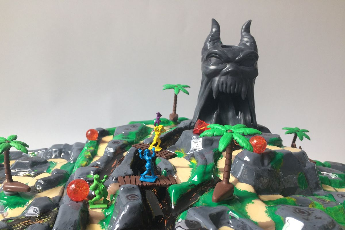 Fireball Island Returns How Do You Top A Board Game That