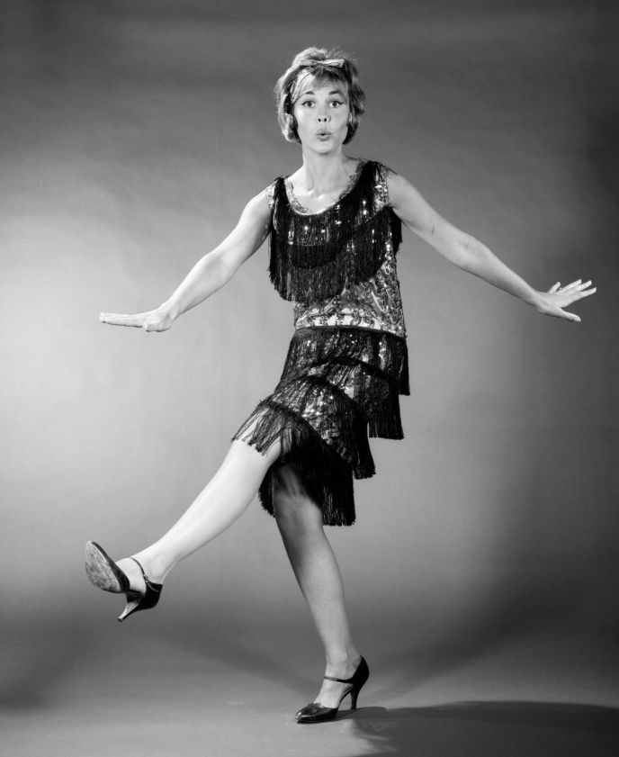 Flappers Didn't Really Wear Fringed Dresses - Racked