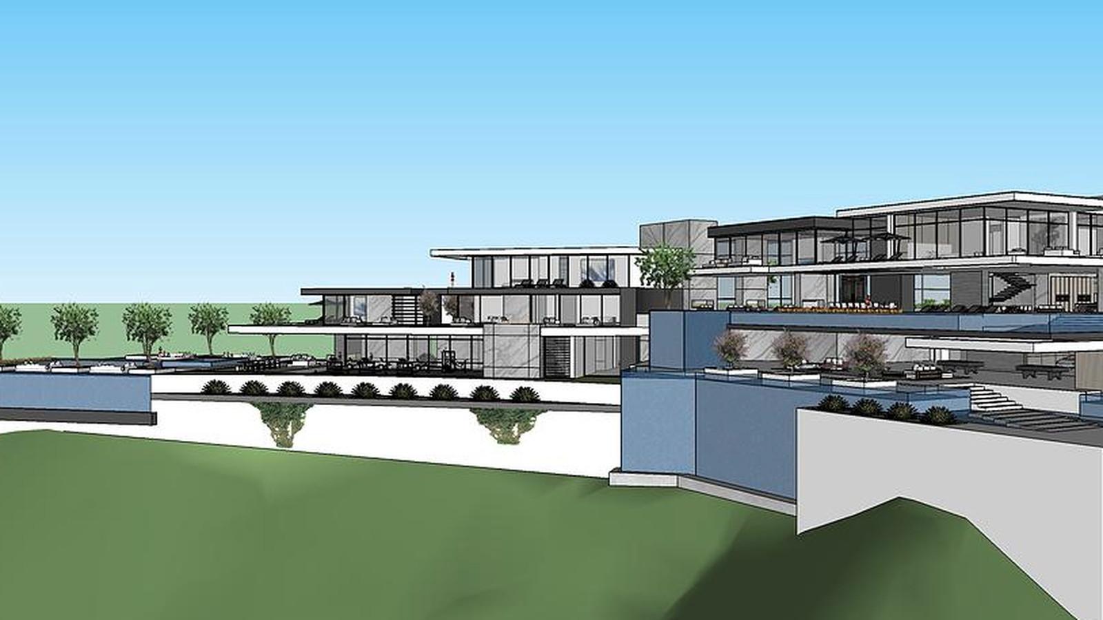 Illegal Megamansion Builder Planning New 50000 Square