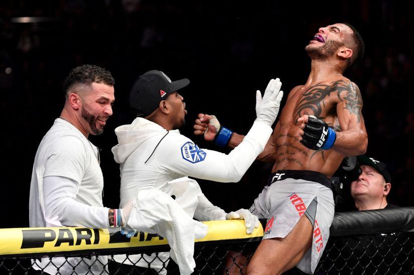 UFC Fight Night: Imadaev v Roberts