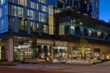 Downtown La Hotel Indigo 280m - Curbed