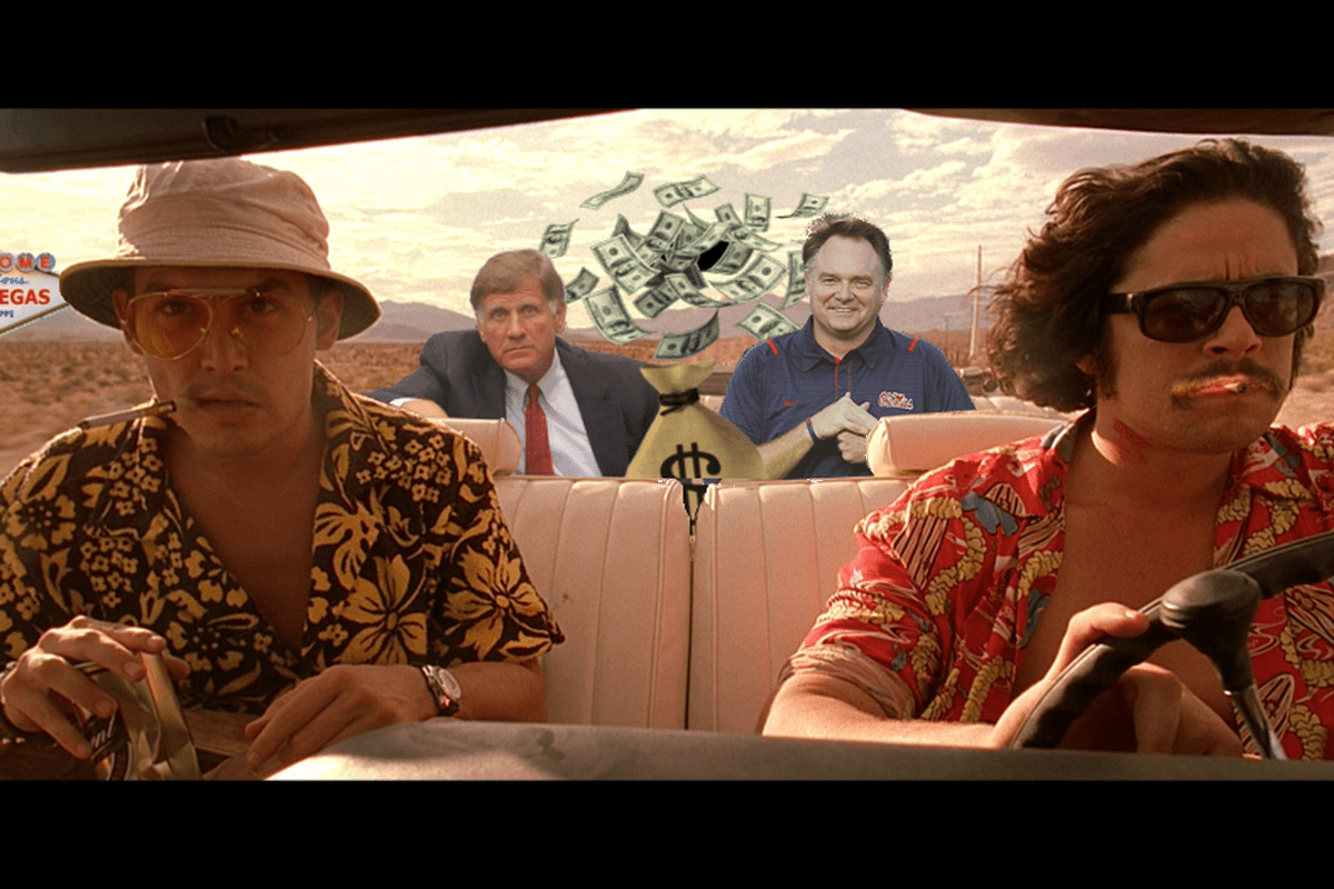 Fear And Loathing In Starkvegas Pt 1 Red Cup Rebellion