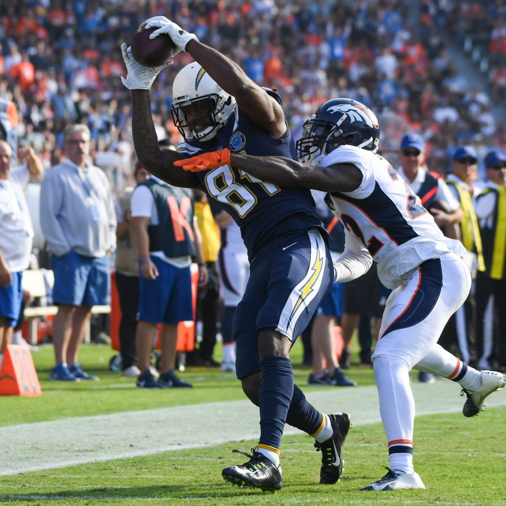 Chargers News: WR Mike Williams named most-promising building ...