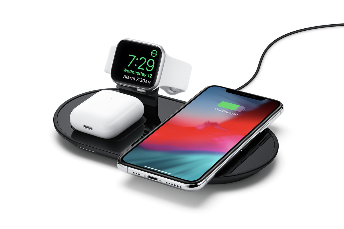 This Mophie Wireless Charger Is Probably The Closest Thing