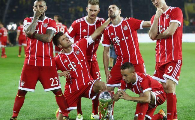 Bayern Munich Announces Record Revenue Bavarian Football Works