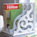 How To Build A Magazine Rack This Old House