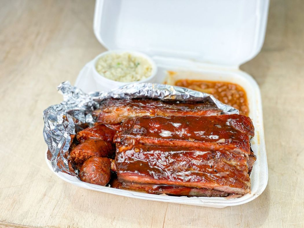 For a barbecue destination that feels like something special: Ribtown BBQ.