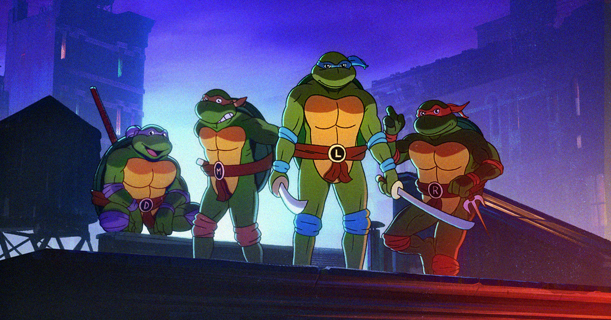 TMNT: Shredder's Revenge looks to channel classic arcade Ninja Turtles