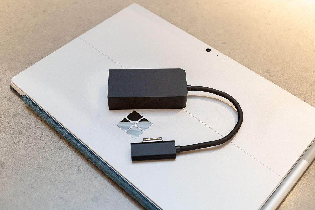 hight resolution of here are three ways microsoft could have made a better surface usb c adapter