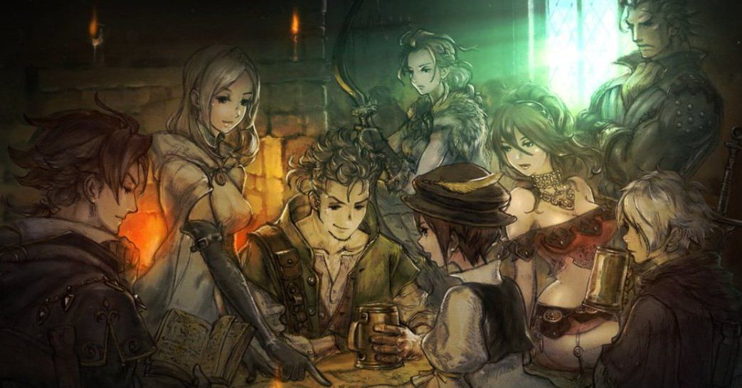 Square Enix Embraces Fan Feedback From Octopath Traveler
