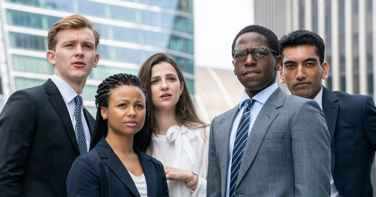 Industry review: in HBO's drama, true equality comes from money