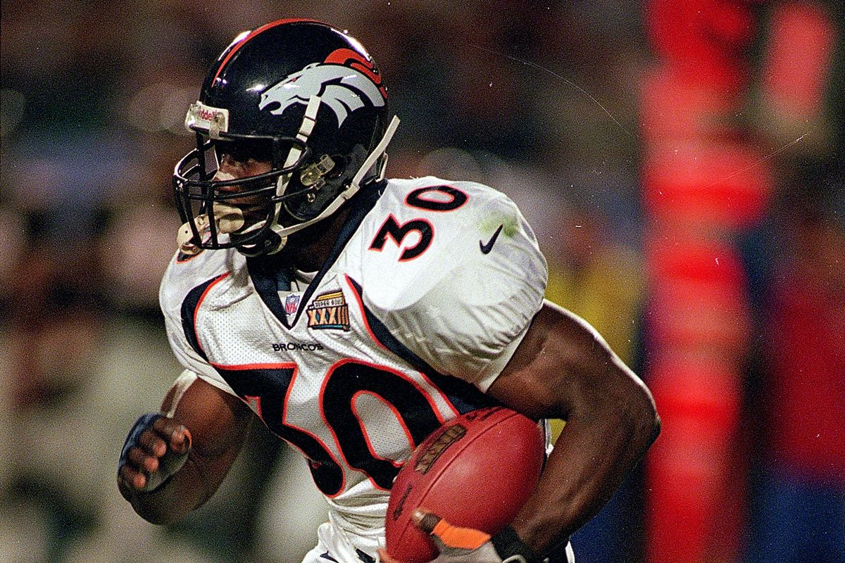 Broncos RB Terrell Davis should have joined Jerome Bettis