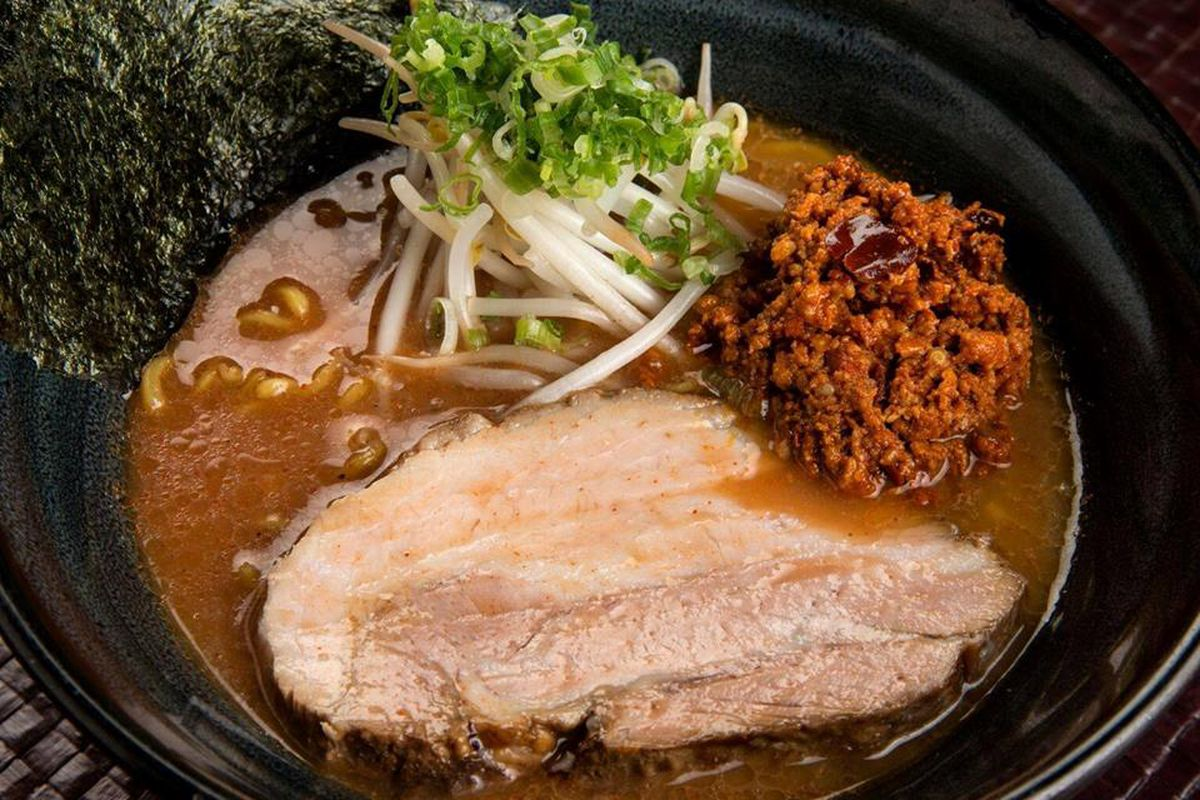 Ramen Ryoma Expands to Pacific Beach  Eater San Diego