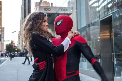 Image result for picture of spider man far from home