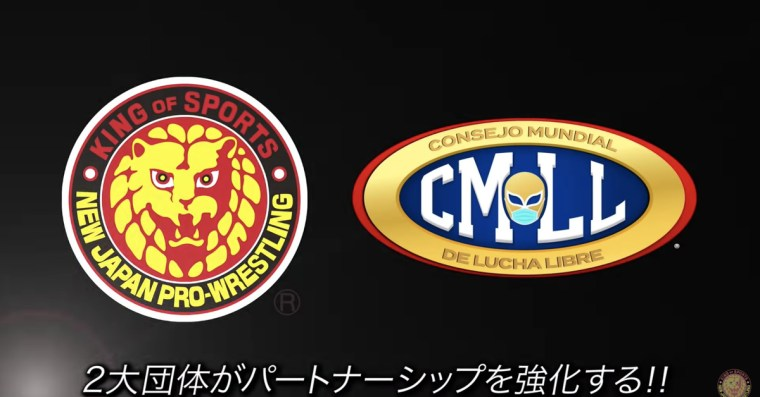CMLL and NJPW reaffirm working relationship