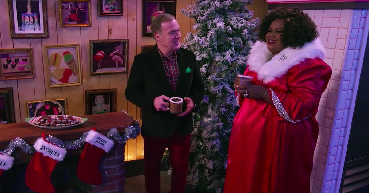 Nailed It Holiday Season Premieres on Netflix December 7  Eater
