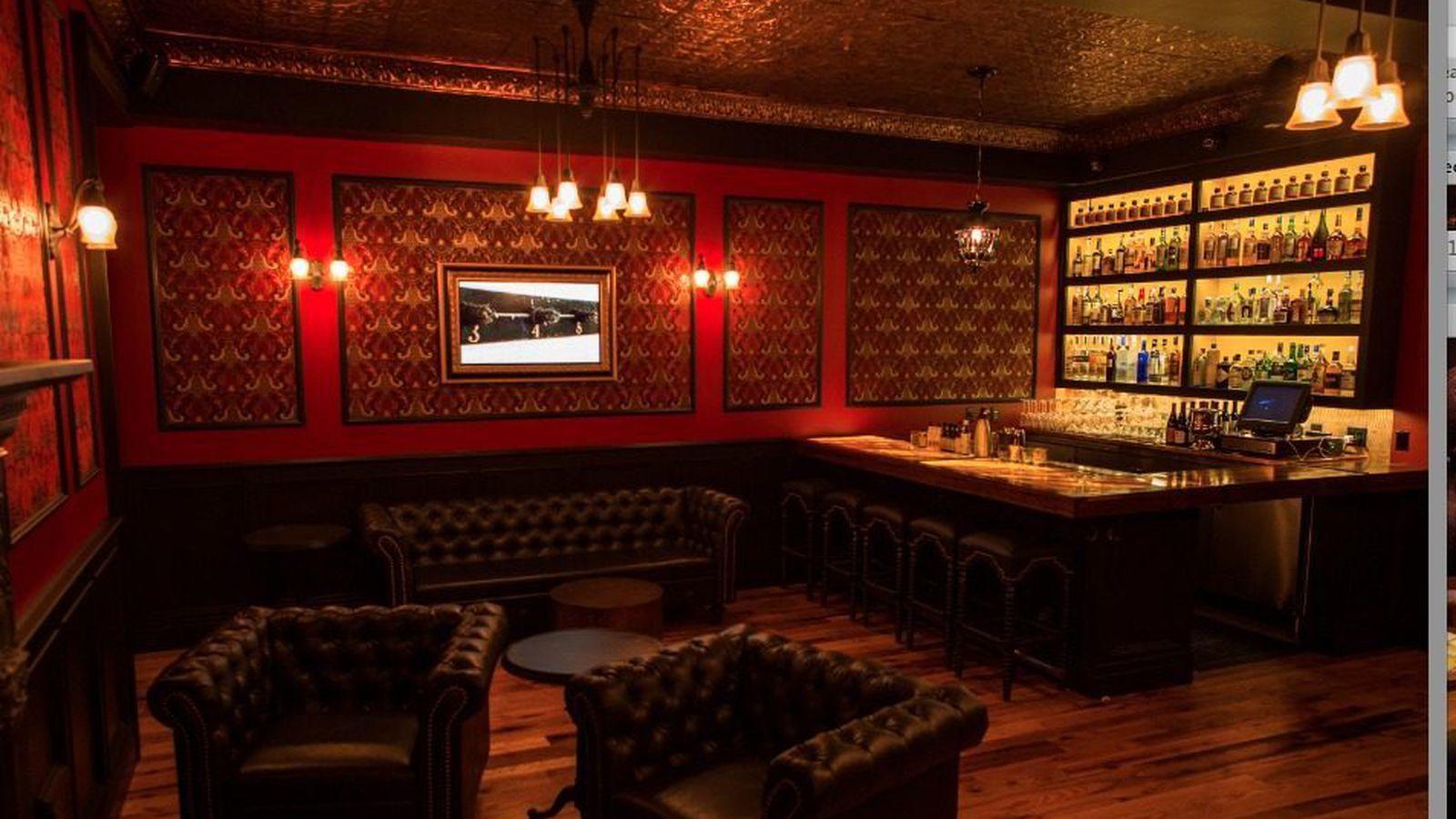 Kinks New Bar The Armory Club Opens Tomorrow  Eater SF