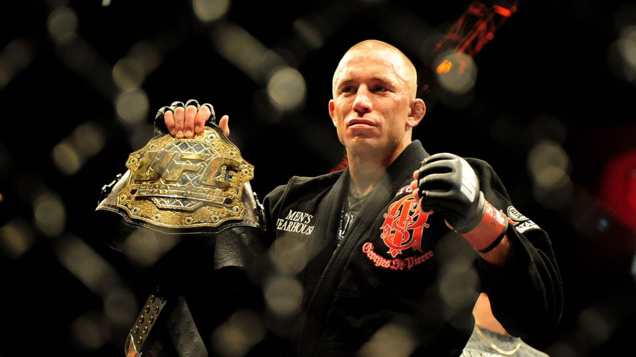 """Georges St-Pierre reveals the """"big gamble"""" resulted in million dollar payouts from the UFC"""
