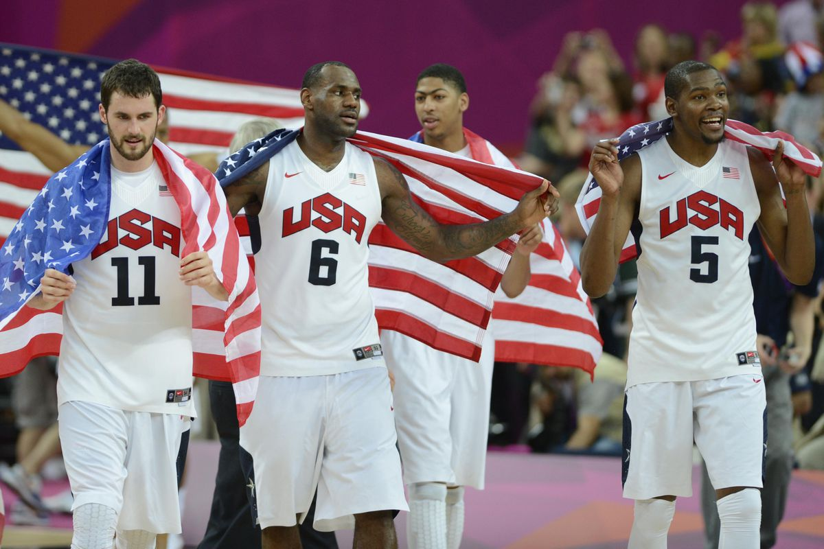 American Beauty The Joy Of Usa Basketball In