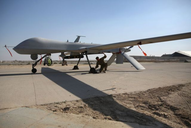 US Conducts Air War Against ISIL From Secret Base In Persian Gulf Region
