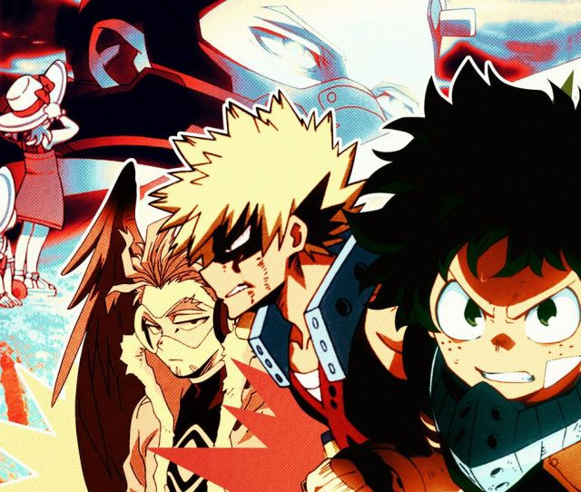 My Hero Academia Heroes Rising Succeeds Because Of The Little