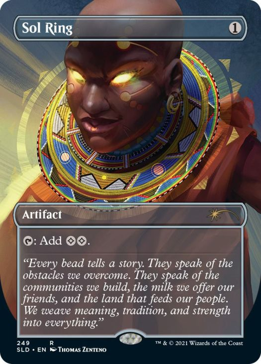Magic: The Gathering launches alternate art cards celebrating Black culture 4