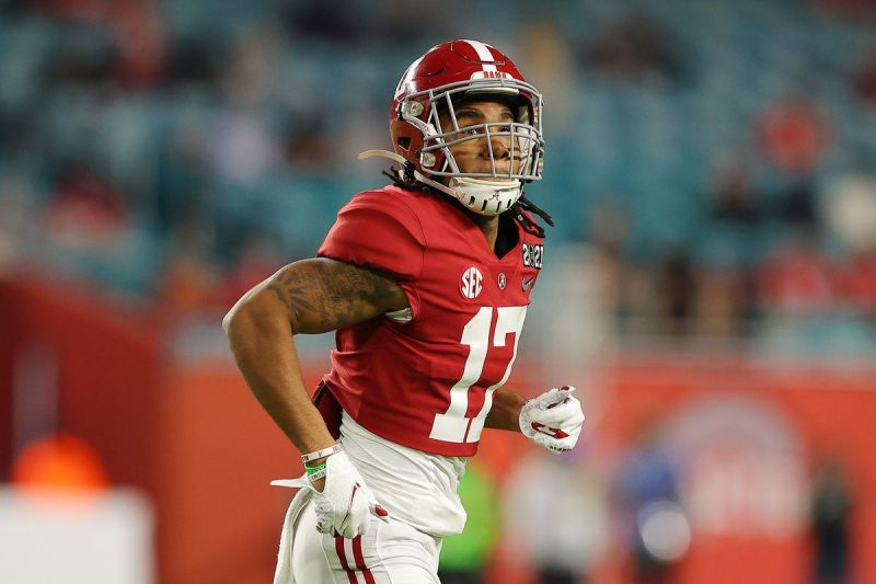 NFL Mock Draft Roundup: Jaylen Waddle is the early favorite for the Eagles at No. 12 - Bleeding Green Nation