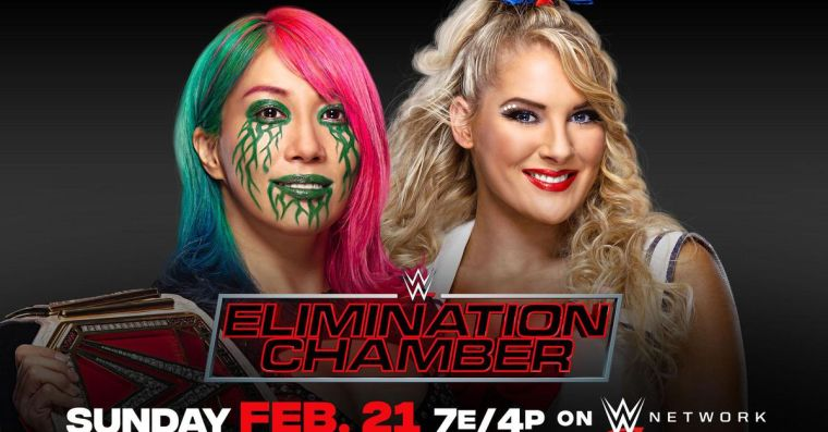 WWE Elimination Chamber preview: Raw Women's Championship