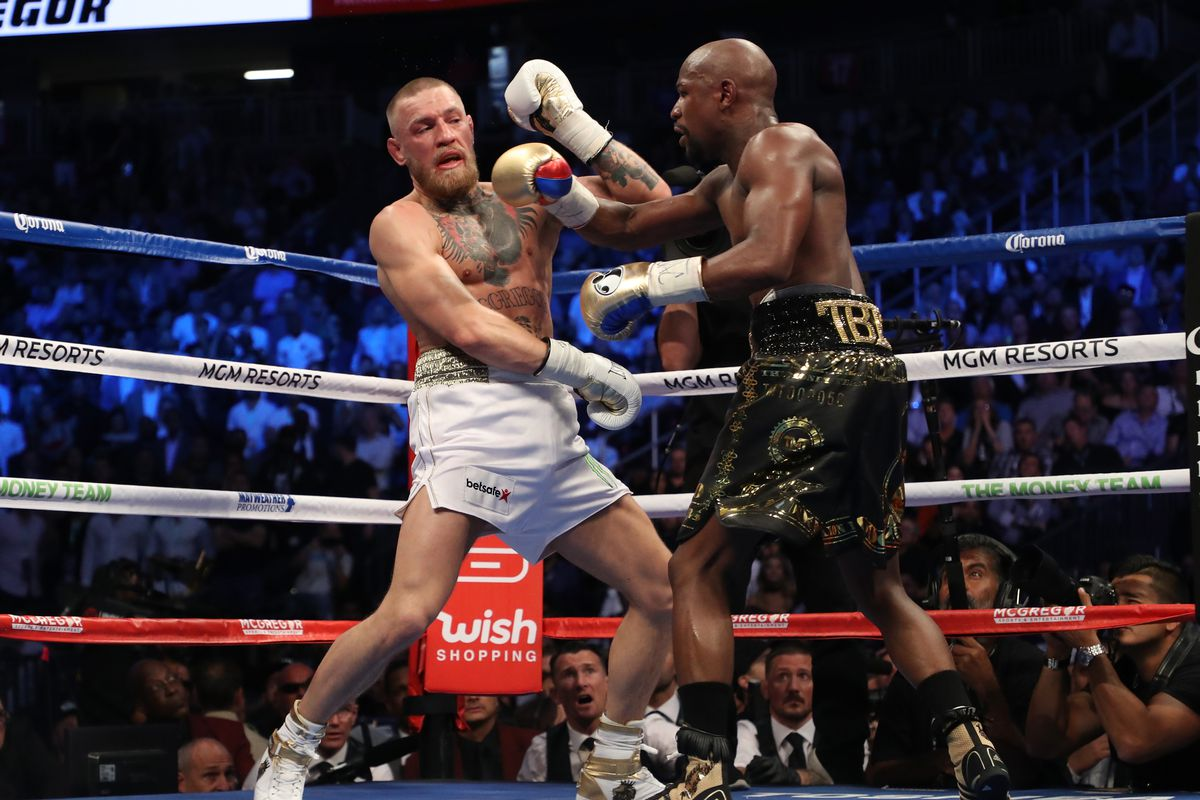 Floyd Mayweather Wins Mega Money Fight Against Conor McGregor Breaks Record INFORMATION NIGERIA