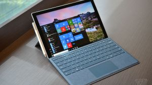 Microsoft's new Surface Pro has 135 hours of battery life