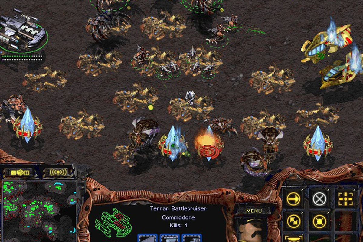 pc classic starcraft is