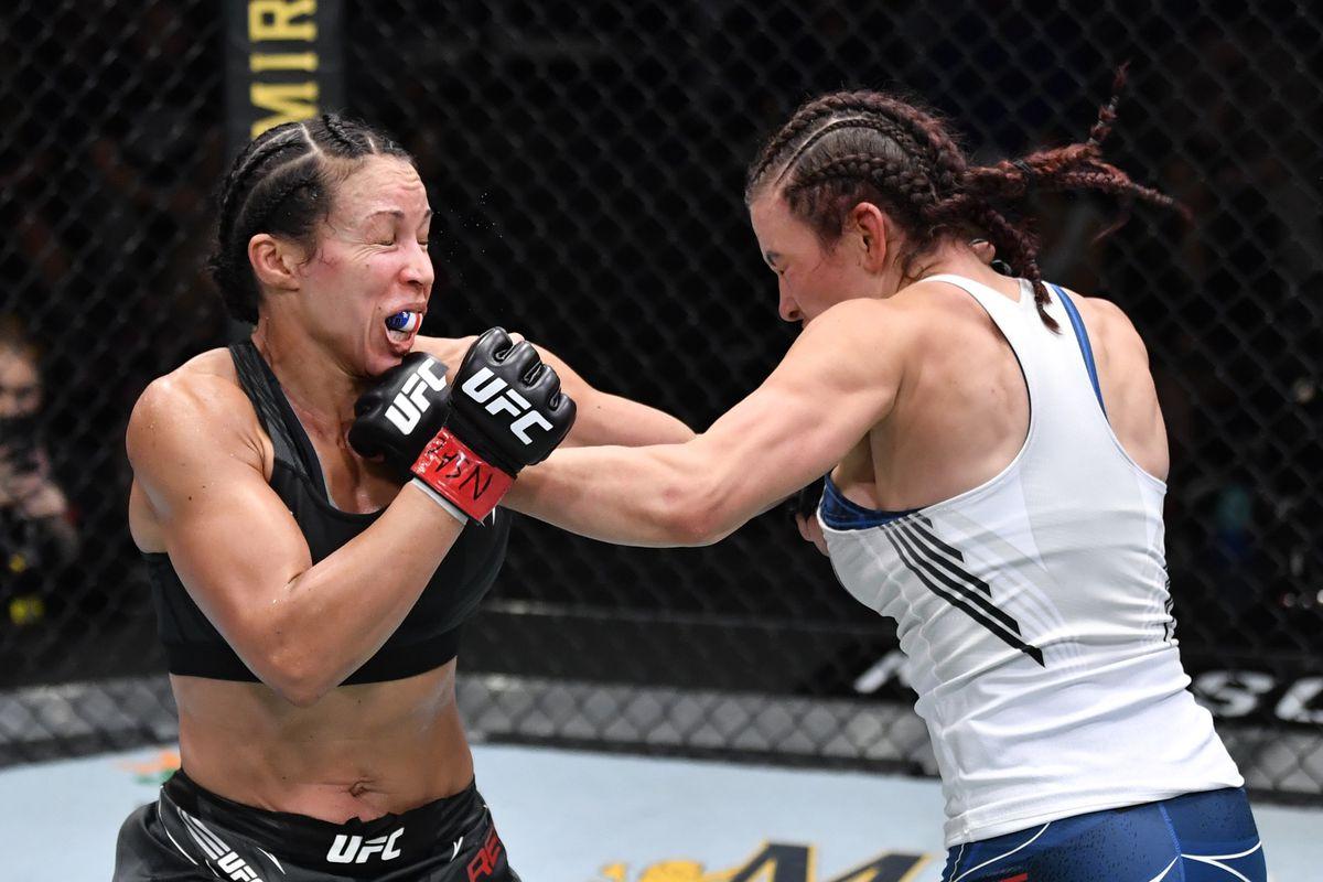UFC Vegas 31 Results: Miesha Tate vs Marion Reneau (Video Review)