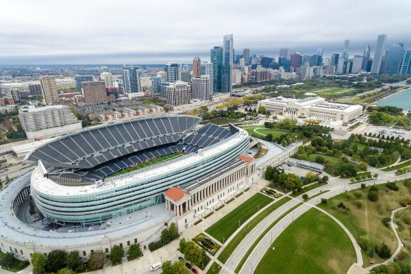 Chicago Of 25 U. Cities Vying 2026 World Cup