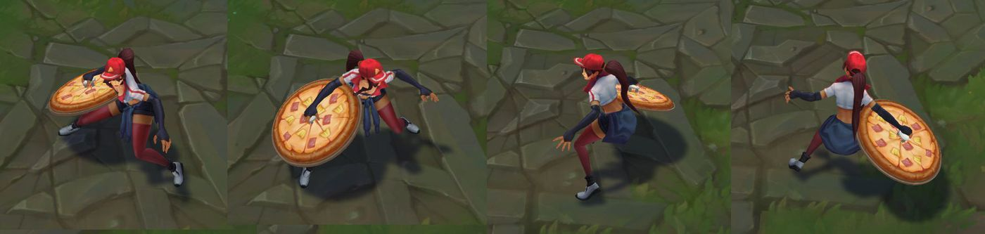 pizza delivery sivir and