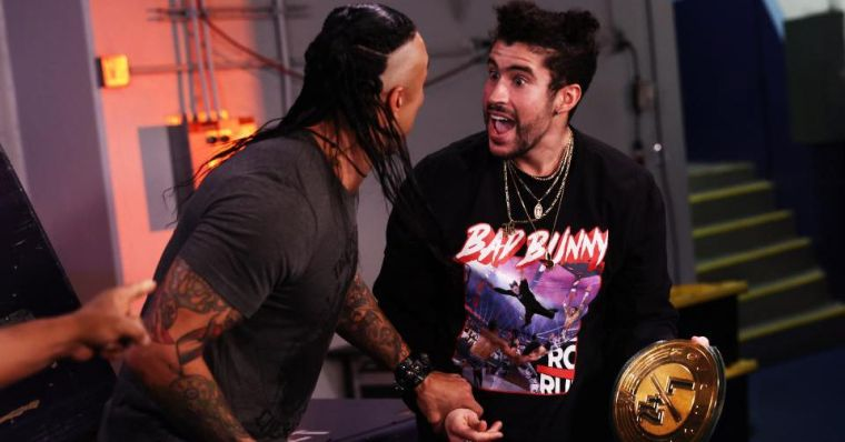 Raw highlights: Bad Bunny wins title, Gauntlet, more!