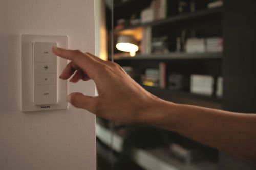 small resolution of philips continues to expand its popular hue lineup of ingenious lighting products with the introduction of its first wireless dimmer