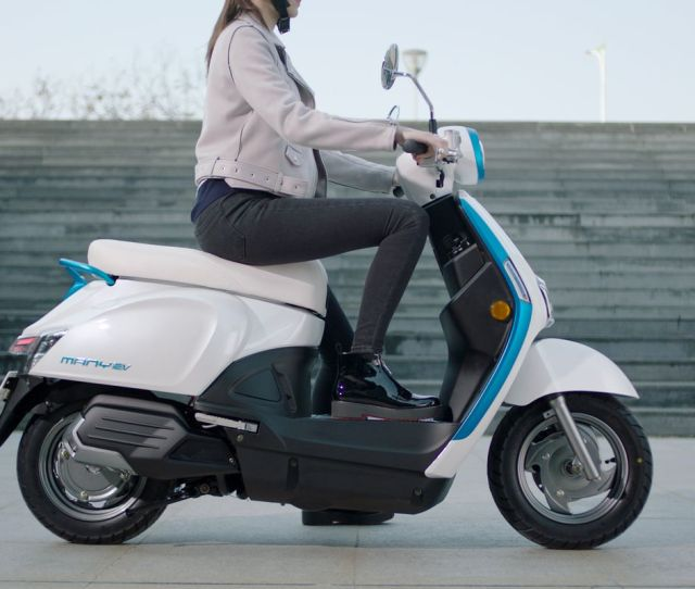 One Of The Most Exciting Product Announcements To Happen At The Consumer Electronics Show Over The Past Few Years Was The Gogoro Electric Scooter