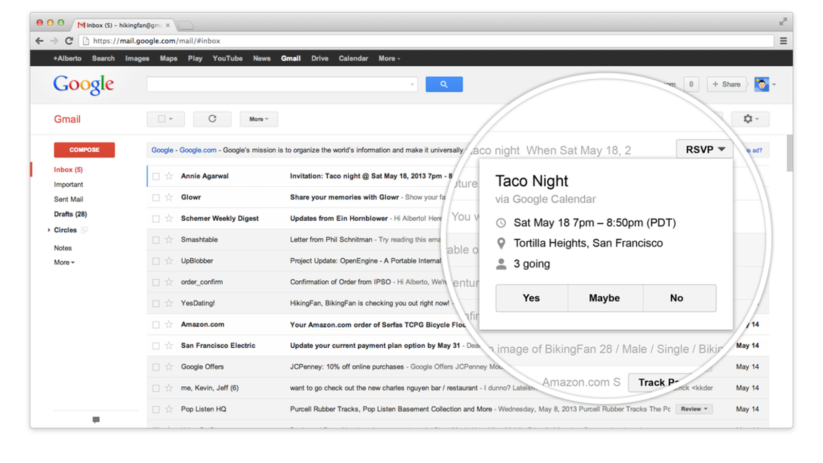Gmail S New Quick Action Buttons Let You Complete Tasks