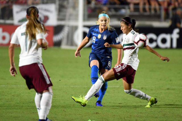USWNT vs. Mexico: What To Watch For - Stars and Stripes FC