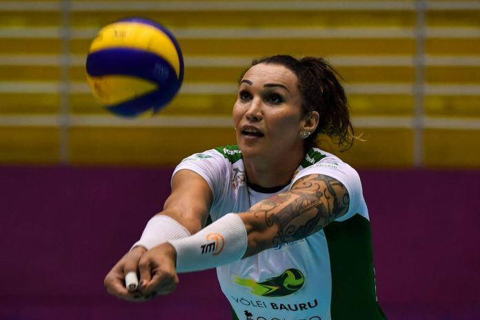 Volleyball pioneer Tiffany Abreu stars and shines in new Adidas ad -  Outsports