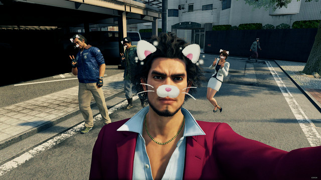 yakuza.0 Next-gen games on Xbox Series X look fine but feel amazing   Polygon